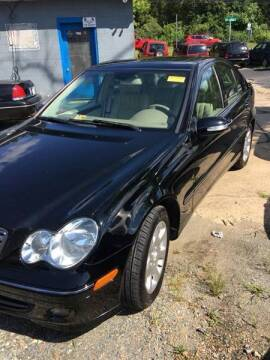 2005 Mercedes-Benz C-Class for sale at Delong Motors in Fredericksburg VA