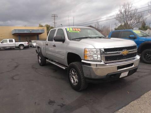 2012 Chevrolet Silverado 2500HD for sale at Nor Cal Auto Center in Anderson CA