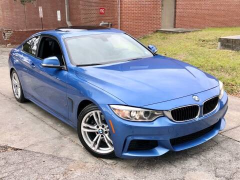 2014 BMW 4 Series for sale at Unique Motors of Tampa in Tampa FL