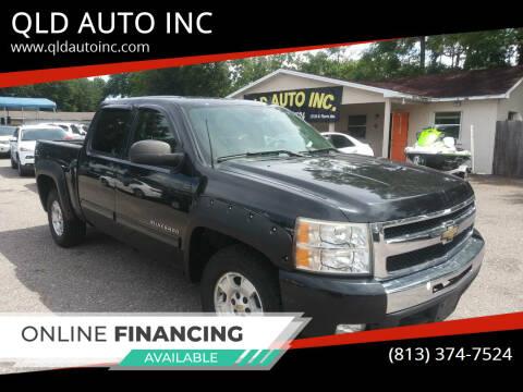 2010 Chevrolet Silverado 1500 for sale at QLD AUTO INC in Tampa FL