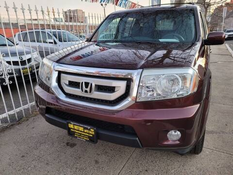 2010 Honda Pilot for sale at KING MOTORS AUTO SALES, INC in Newark NJ