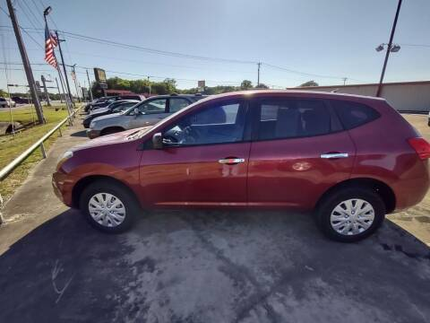 2010 Nissan Rogue for sale at BIG 7 USED CARS INC in League City TX