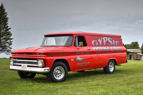 1966 Chevrolet Suburban for sale at Hooked On Classics in Watertown MN