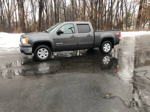 2011 GMC Sierra 1500 for sale at Chris Auto South in Agawam MA