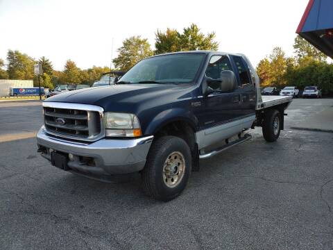 2002 Ford F-250 Super Duty for sale at Cruisin' Auto Sales in Madison IN