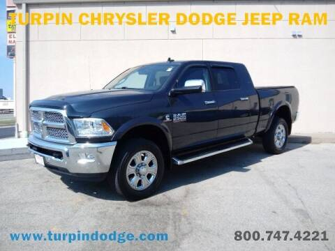 2018 RAM Ram Pickup 2500 for sale at Turpin Dodge Chrysler Jeep Ram in Dubuque IA