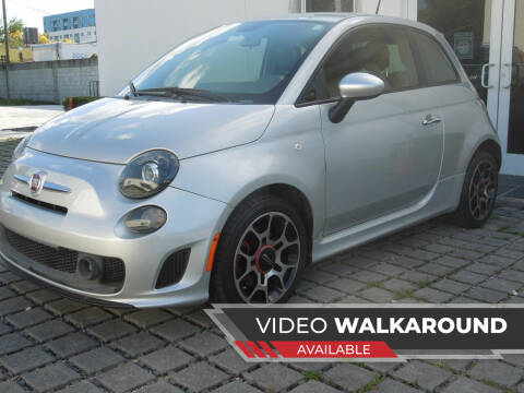 2013 FIAT 500 for sale at MPH IMPORT & EXPORT INC in Miami FL