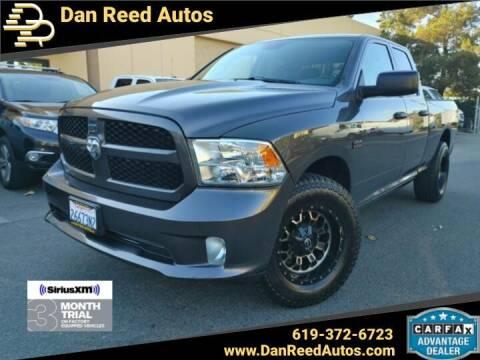 2015 RAM Ram Pickup 1500 for sale at Dan Reed Autos in Escondido CA