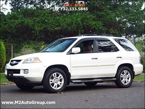 2006 Acura MDX for sale at M2 Auto Group Llc. EAST BRUNSWICK in East Brunswick NJ