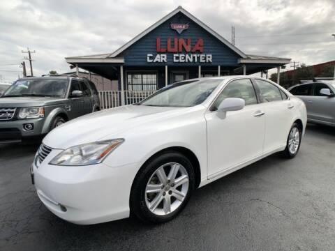 2008 Lexus ES 350 for sale at LUNA CAR CENTER in San Antonio TX