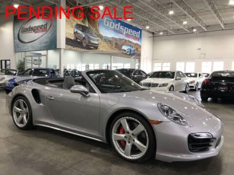 2015 Porsche 911 for sale at Godspeed Motors in Charlotte NC