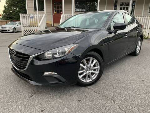 2016 Mazda MAZDA3 for sale at Georgia Car Shop in Marietta GA
