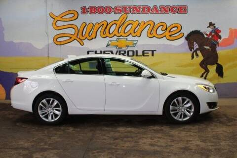 2017 Buick Regal for sale at Sundance Chevrolet in Grand Ledge MI