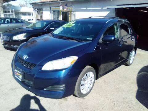 2009 Toyota Matrix for sale at Larry's Auto Sales Inc. in Fresno CA