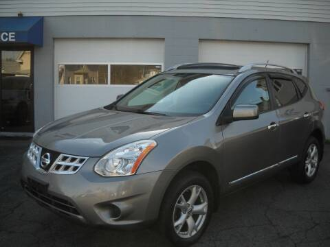 2011 Nissan Rogue for sale at Best Wheels Imports in Johnston RI