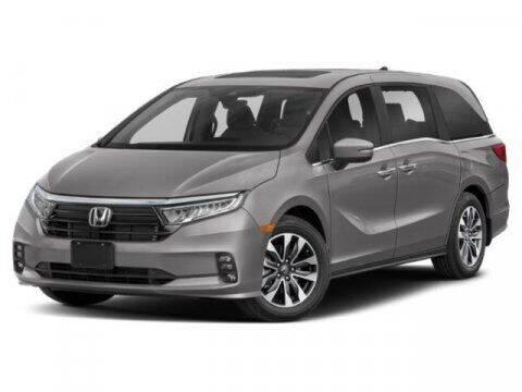 2021 Honda Odyssey for sale at APPLE HONDA in Riverhead NY