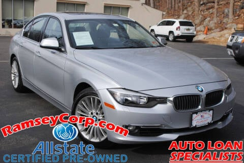 2013 BMW 3 Series for sale at Ramsey Corp. in West Milford NJ