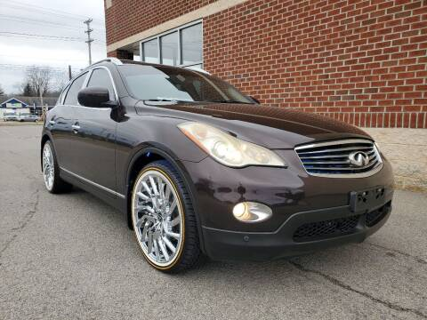 2008 Infiniti EX35 for sale at Boardman Auto Exchange in Youngstown OH