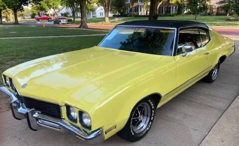 1972 Buick Skylark for sale at Classic Car Deals in Cadillac MI