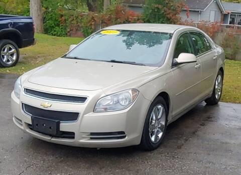 2010 Chevrolet Malibu for sale at Superior Motors in Mount Morris MI