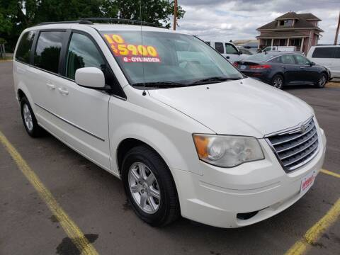 2010 Chrysler Town and Country for sale at Low Price Auto and Truck Sales, LLC in Salem OR