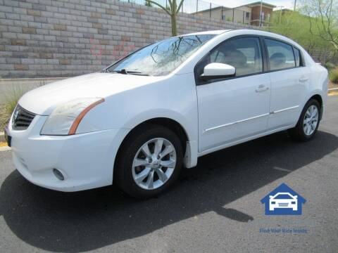 2012 Nissan Sentra for sale at AUTO HOUSE TEMPE in Tempe AZ