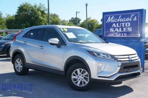 2019 Mitsubishi Eclipse Cross for sale at Michael's Auto Sales Corp in Hollywood FL