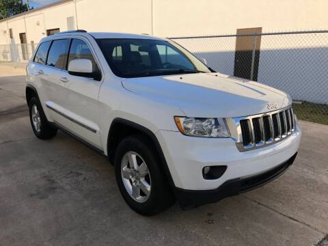2013 Jeep Grand Cherokee for sale at Global Auto Exchange in Longwood FL