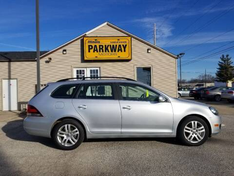 2014 Volkswagen Jetta for sale at Parkway Motors in Springfield IL