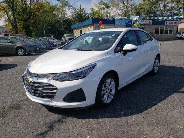 2019 Chevrolet Cruze for sale at BuyFromAndy.com at Hi Lo Auto Sales in Frederick MD
