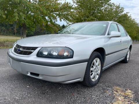 2003 Chevrolet Impala for sale at GOOD USED CARS INC in Ravenna OH
