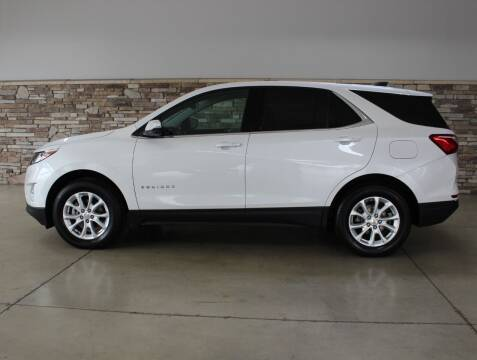 2018 Chevrolet Equinox for sale at Bud & Doug Walters Auto Sales in Kalamazoo MI