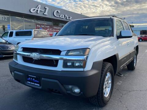 2003 Chevrolet Avalanche for sale at A1 Carz, Inc in Sacramento CA