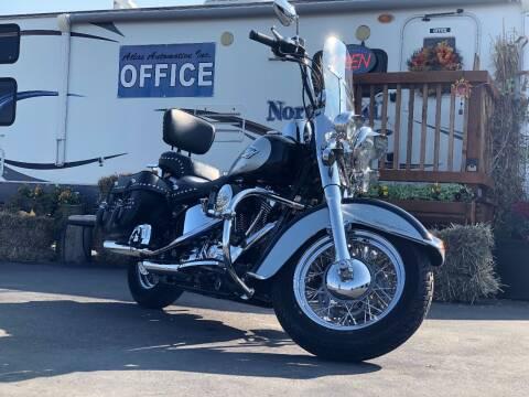 2012 Harley Davidson Heritage Softail for sale at Atlas Automotive Sales in Hayden ID