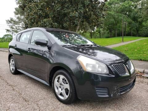 2009 Pontiac Vibe for sale at Houston Auto Preowned in Houston TX