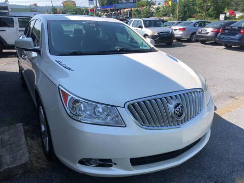 2010 Buick LaCrosse for sale at Matt-N-Az Auto Sales in Allentown PA