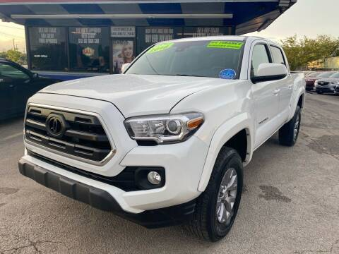 2018 Toyota Tacoma for sale at Cow Boys Auto Sales LLC in Garland TX