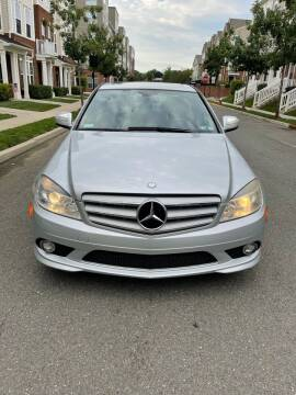 2009 Mercedes-Benz C-Class for sale at Pak1 Trading LLC in South Hackensack NJ