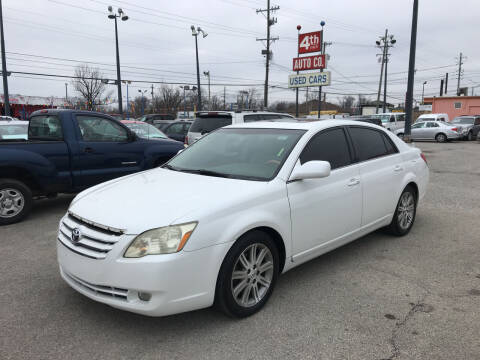 2005 Toyota Avalon for sale at 4th Street Auto in Louisville KY