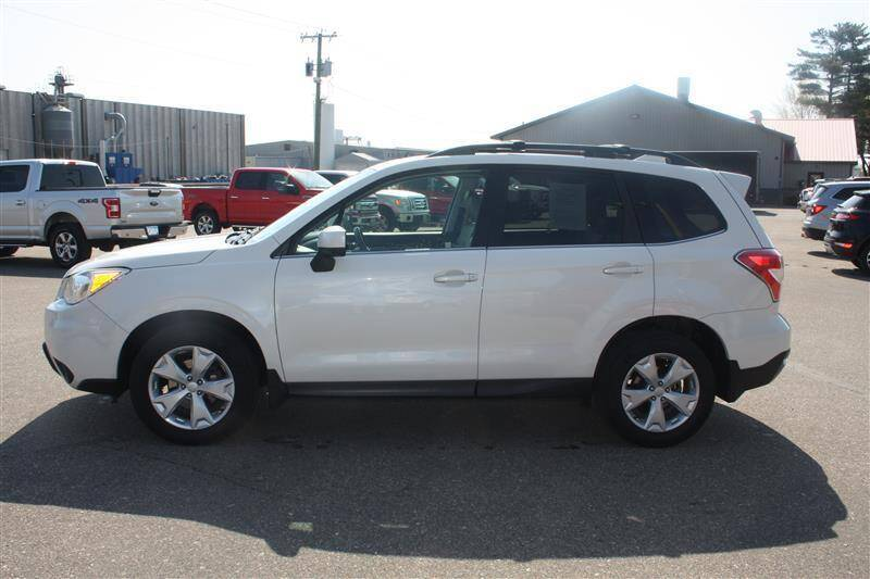 2016 Subaru Forester for sale at SCHMITZ MOTOR CO INC in Perham MN