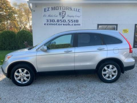 2009 Honda CR-V for sale at EZ Motors in Deerfield OH