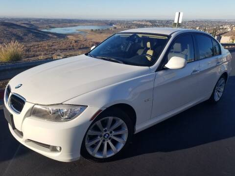 2011 BMW 3 Series for sale at Trini-D Auto Sales Center in San Diego CA
