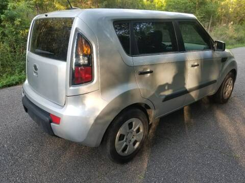 2011 Kia Soul for sale at J & J Auto Brokers in Slidell LA