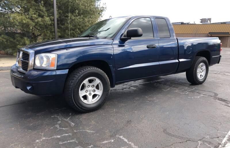 2006 Dodge Dakota for sale at Branford Auto Center in Branford CT