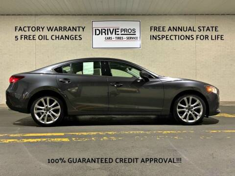 2017 Mazda MAZDA6 for sale at Drive Pros in Charles Town WV