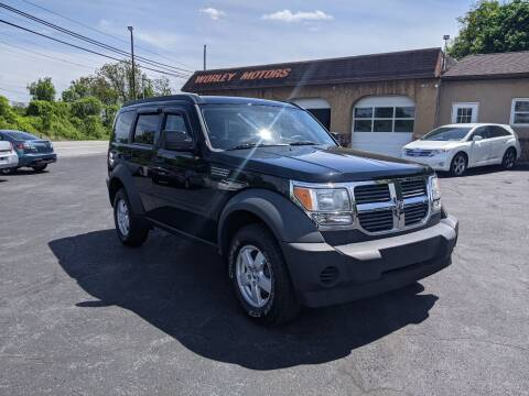 2007 Dodge Nitro for sale at Worley Motors in Enola PA