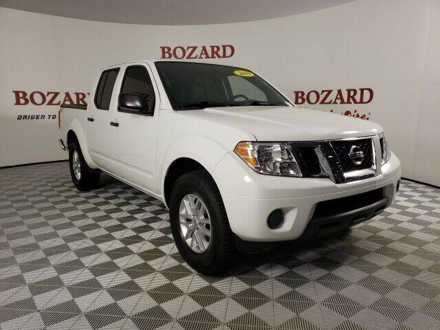 2019 Nissan Frontier for sale at BOZARD FORD in Saint Augustine FL