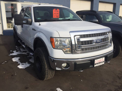 2013 Ford F-150 for sale at Flambeau Auto Expo in Ladysmith WI