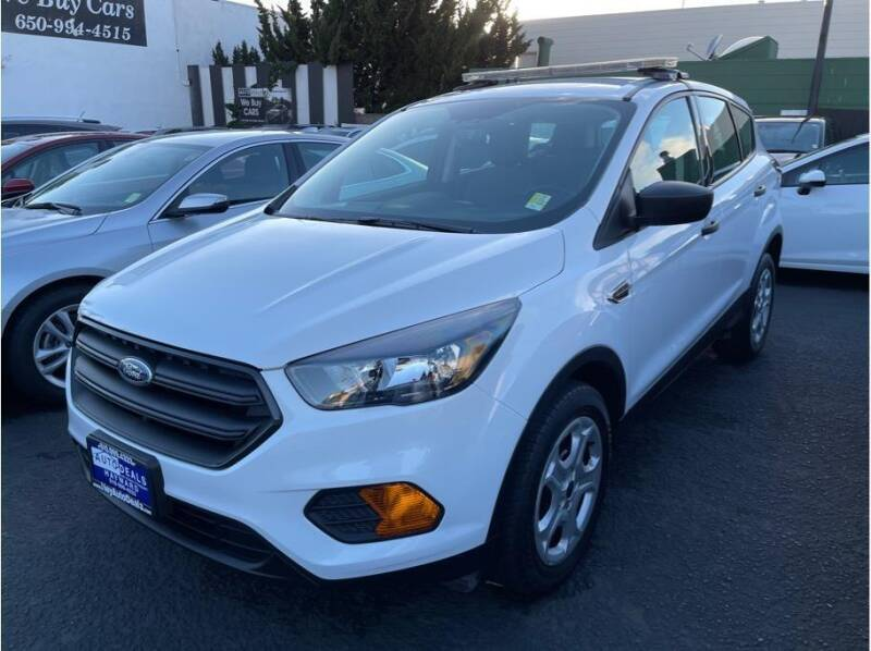 2019 Ford Escape for sale at AutoDeals in Daly City CA