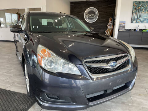 2011 Subaru Legacy for sale at Evolution Autos in Whiteland IN